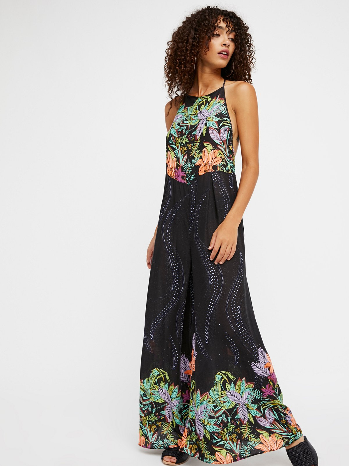 To The Sky Jumpsuit