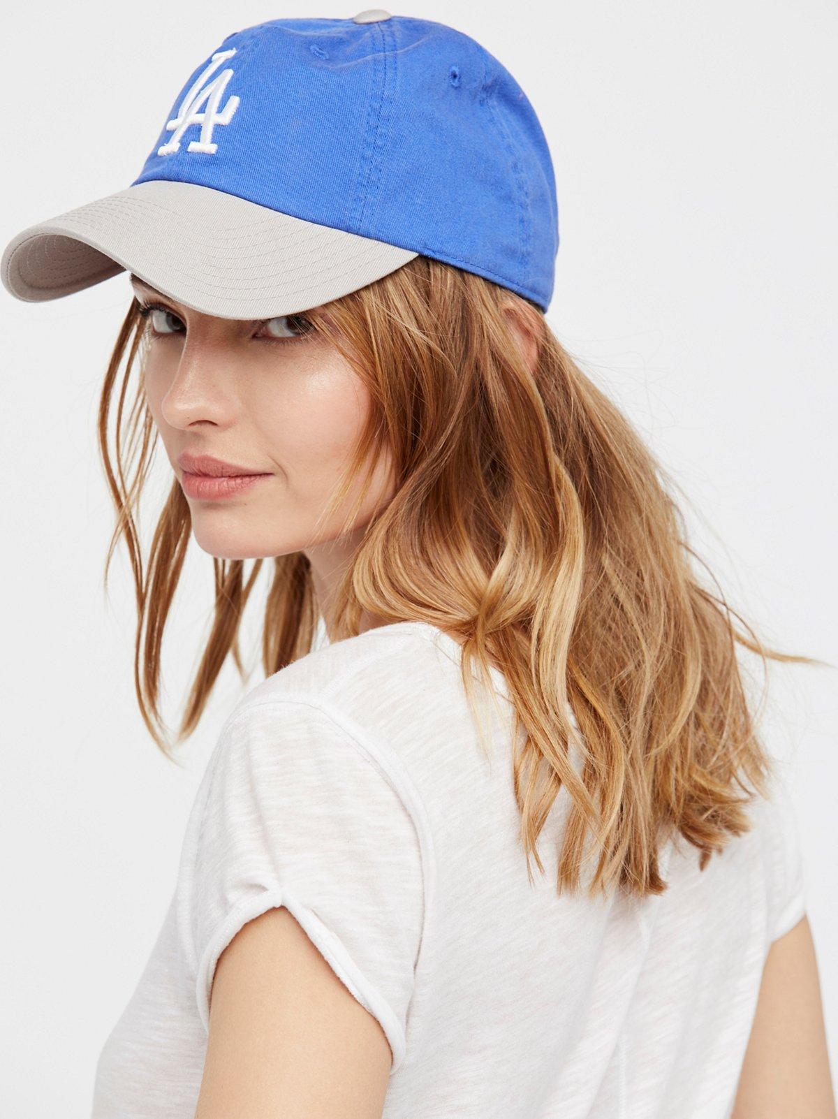 Two-Tone Major League Baseball Hat