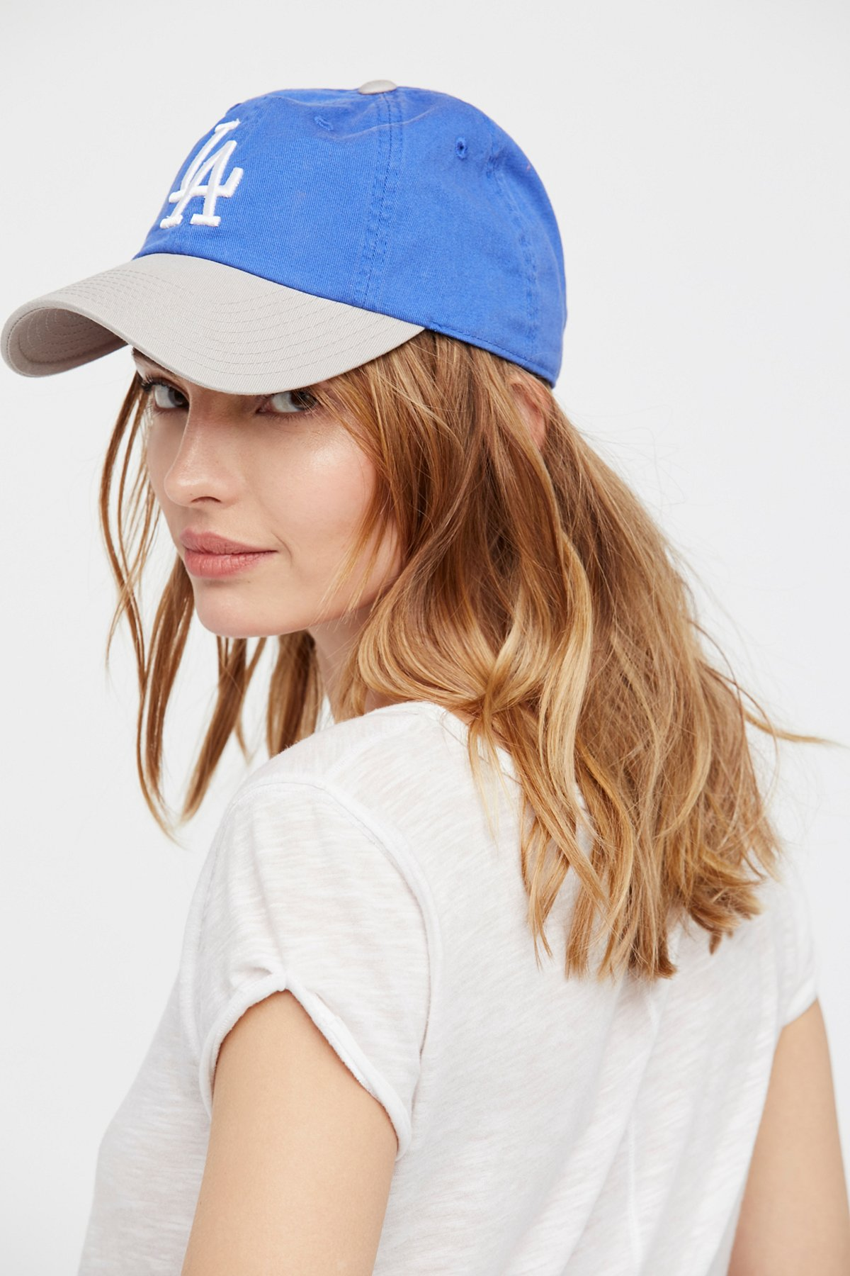 Two-Tone Major League Baseball Hat