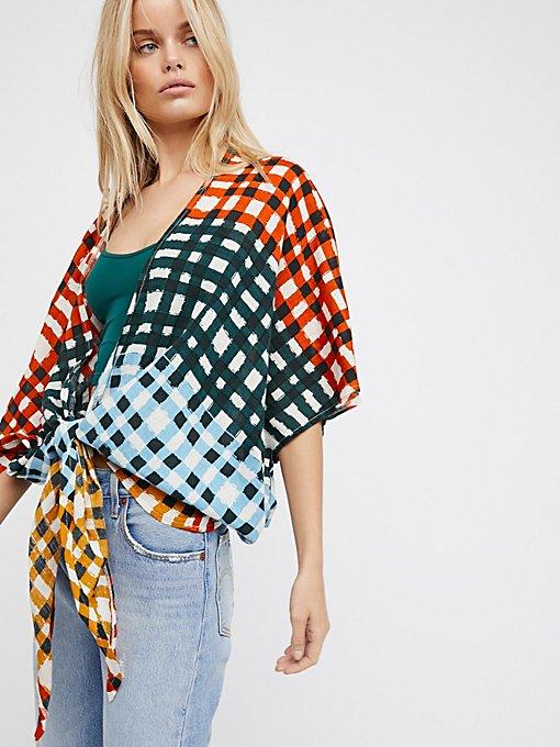 Product Image: Retrograde和服式长袍