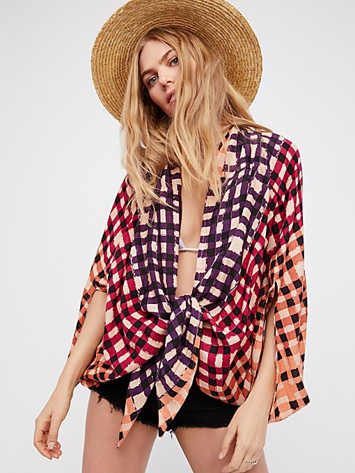 Product Image: Retrograde Kimono