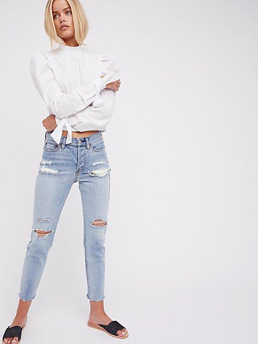 Product Image: Lacey Stilt Jean