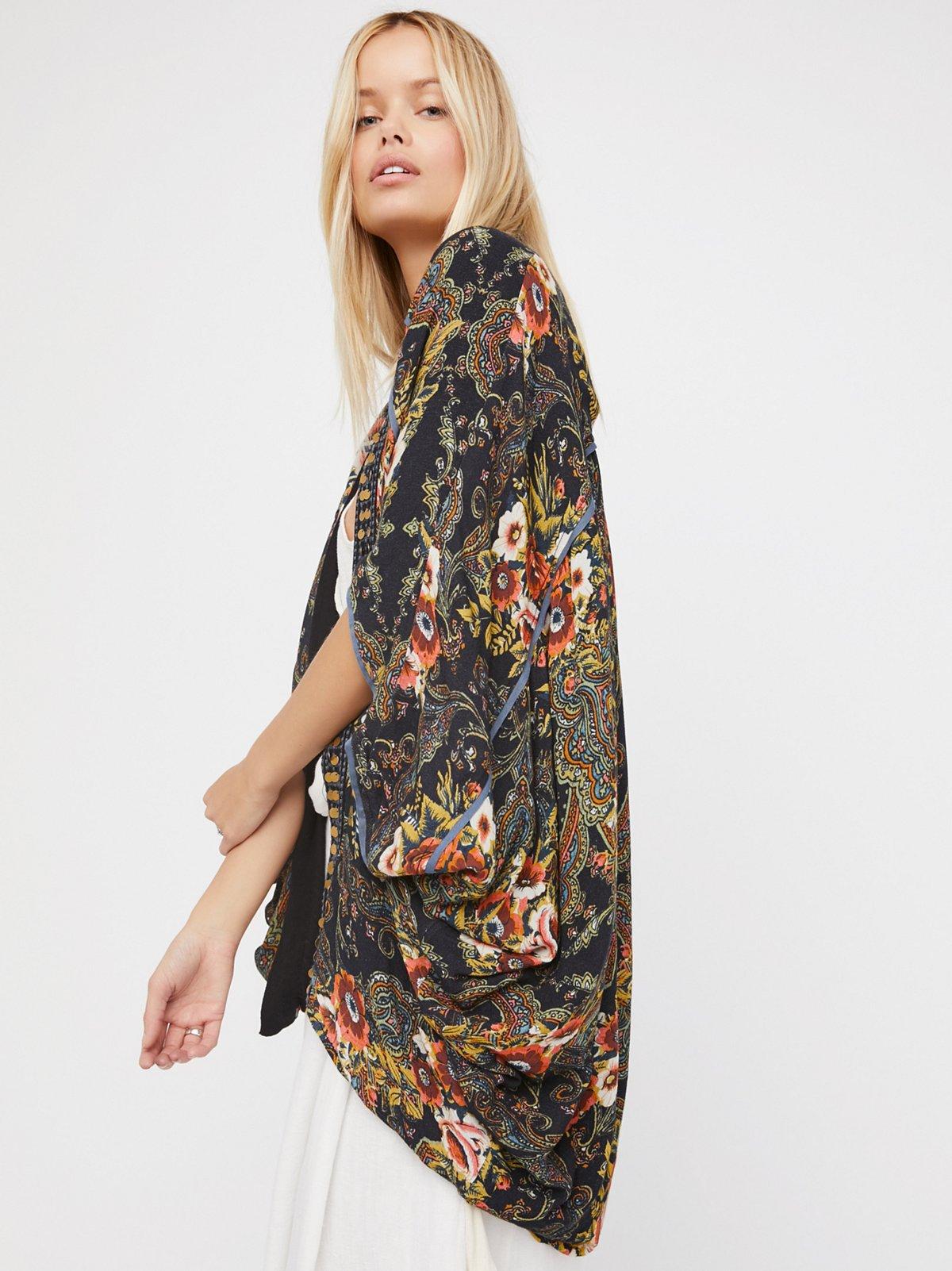 Jaipur Kimono
