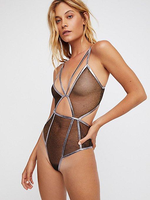 Product Image: Vega Glitter Bodysuit