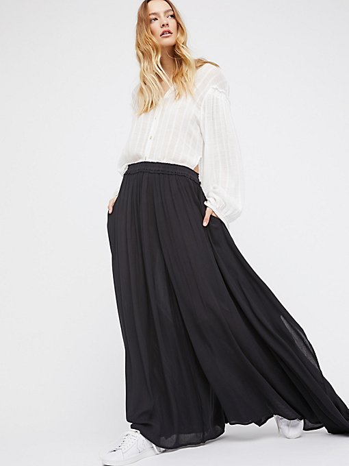 Product Image: Take It To The Extreme Wide Leg Pants