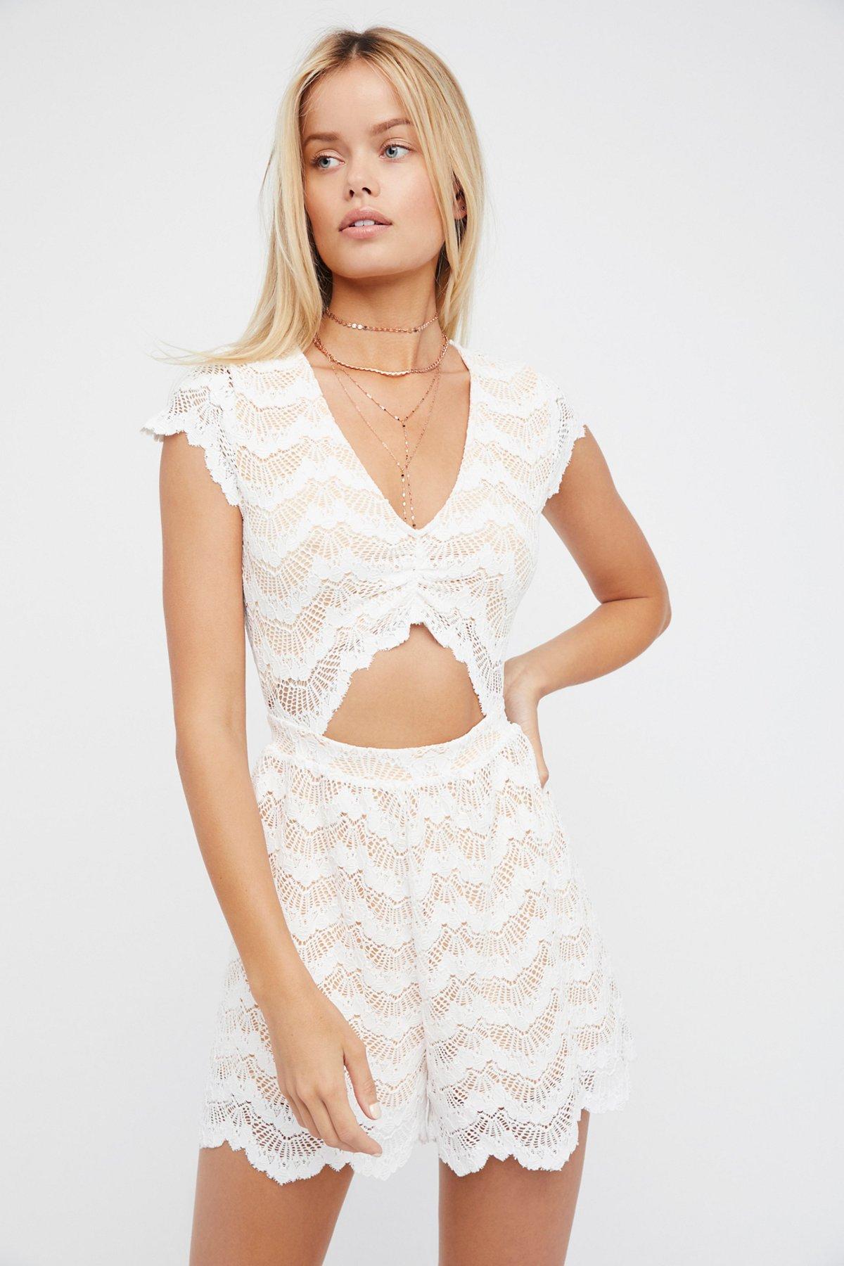 Mariposa连身衣