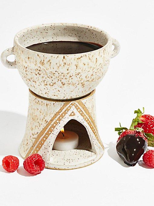 Product Image: Ceramic Fondue Set