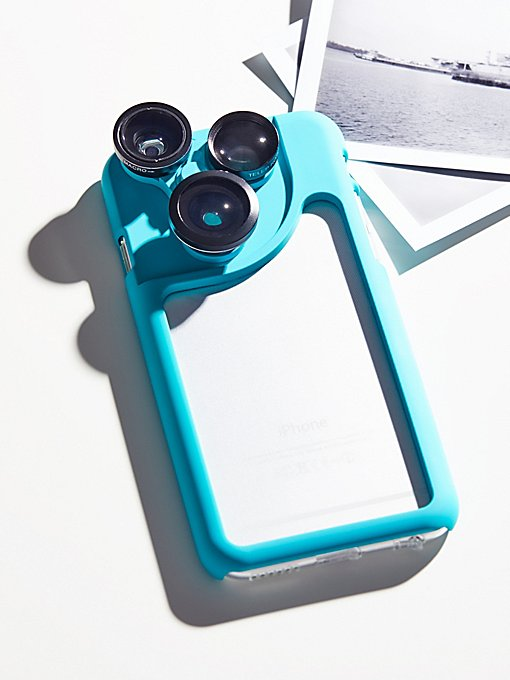 Product Image: 镜头更换iPhone手机壳