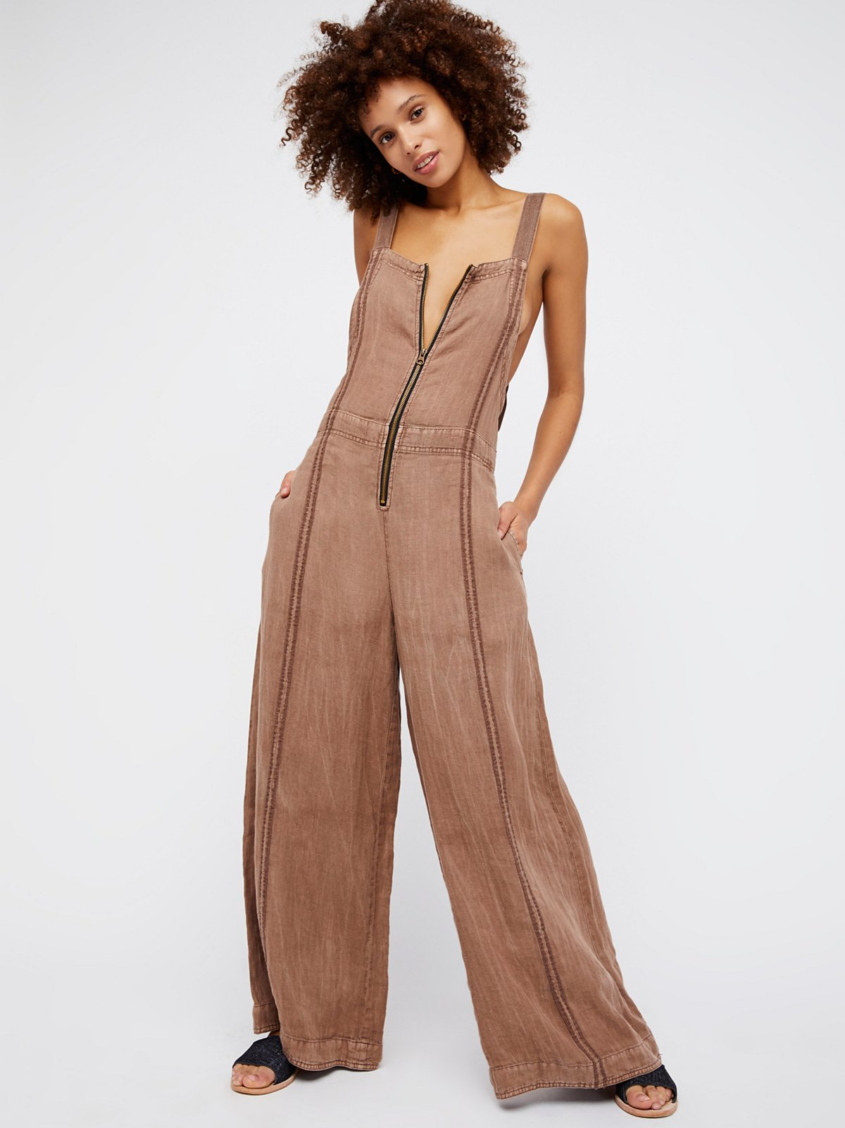 New You Wide Leg One Piece