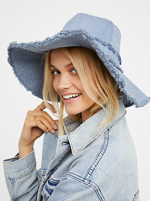 Product Image: Darling Denim Bucket Hat