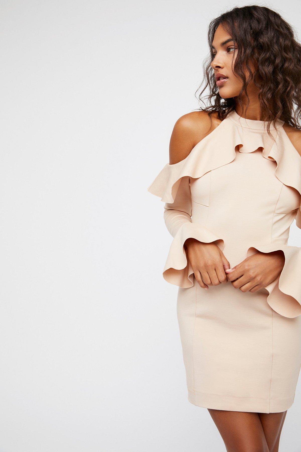 Sweet Talk Mini Dress