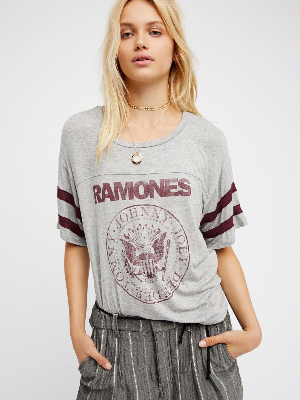 Ramones Tee