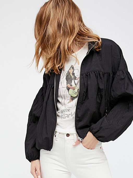 Product Image: Now Or Never Nylon Bomber