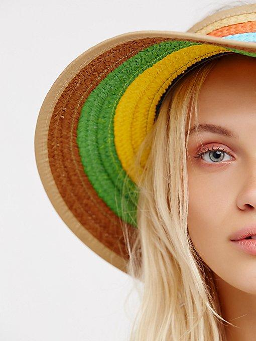 Product Image: Sunny Daze Rainbow Visor