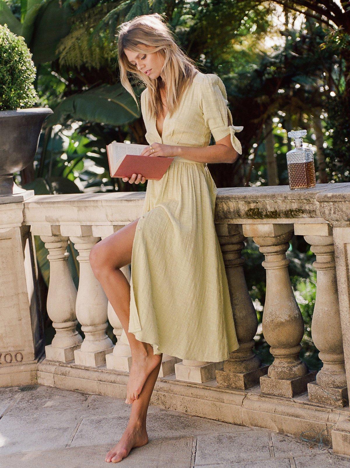 Love Of Life Midi Dress