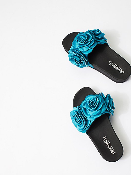Product Image: Eddie Rose Flatform Sandal
