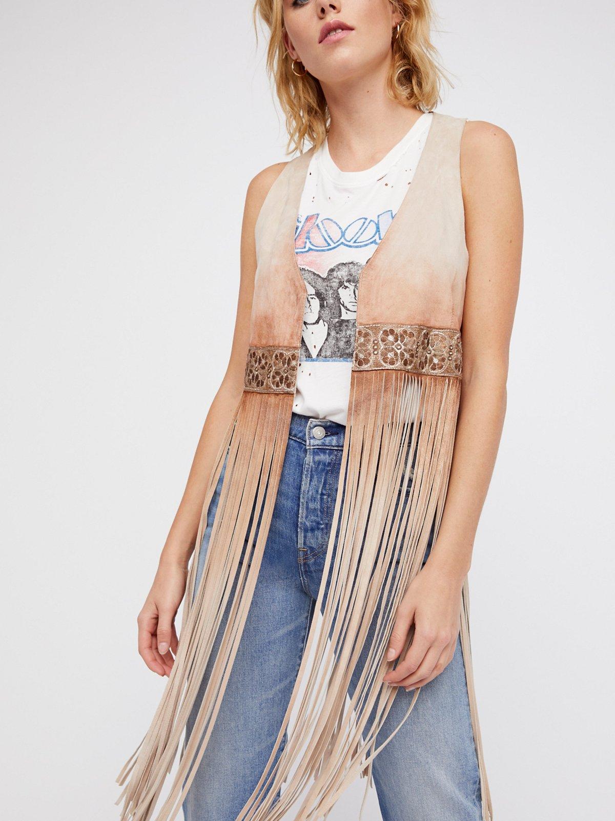 Glam Rock Vest