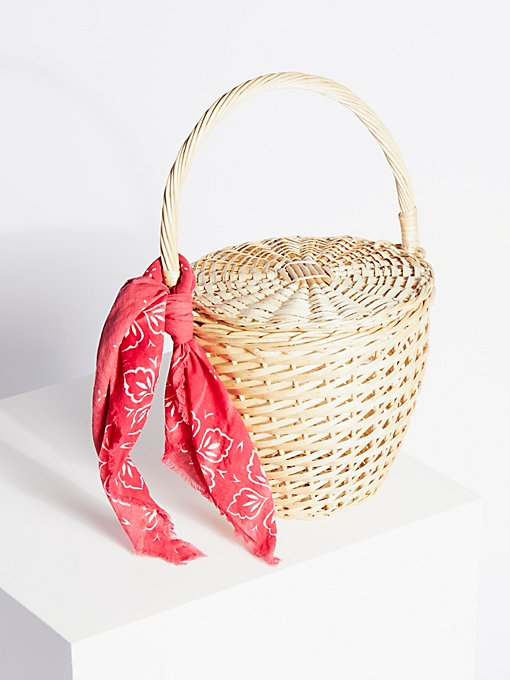 Product Image: Straw Basket