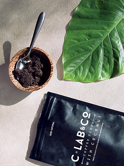 Product Image: C Lab & Co咖啡+椰子磨砂膏旅行装