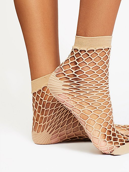 Product Image: Mood Fishnet Anklet