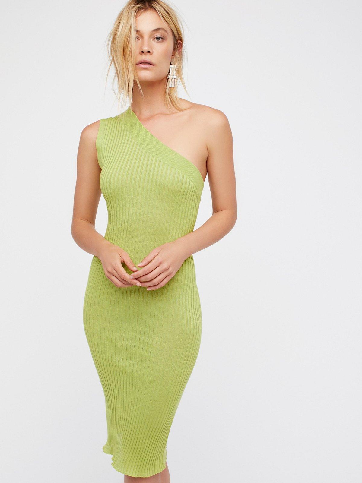 Zeus Midi Dress