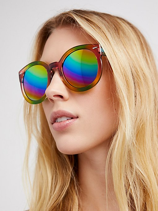 Product Image: Double Rainbow Sunglasses