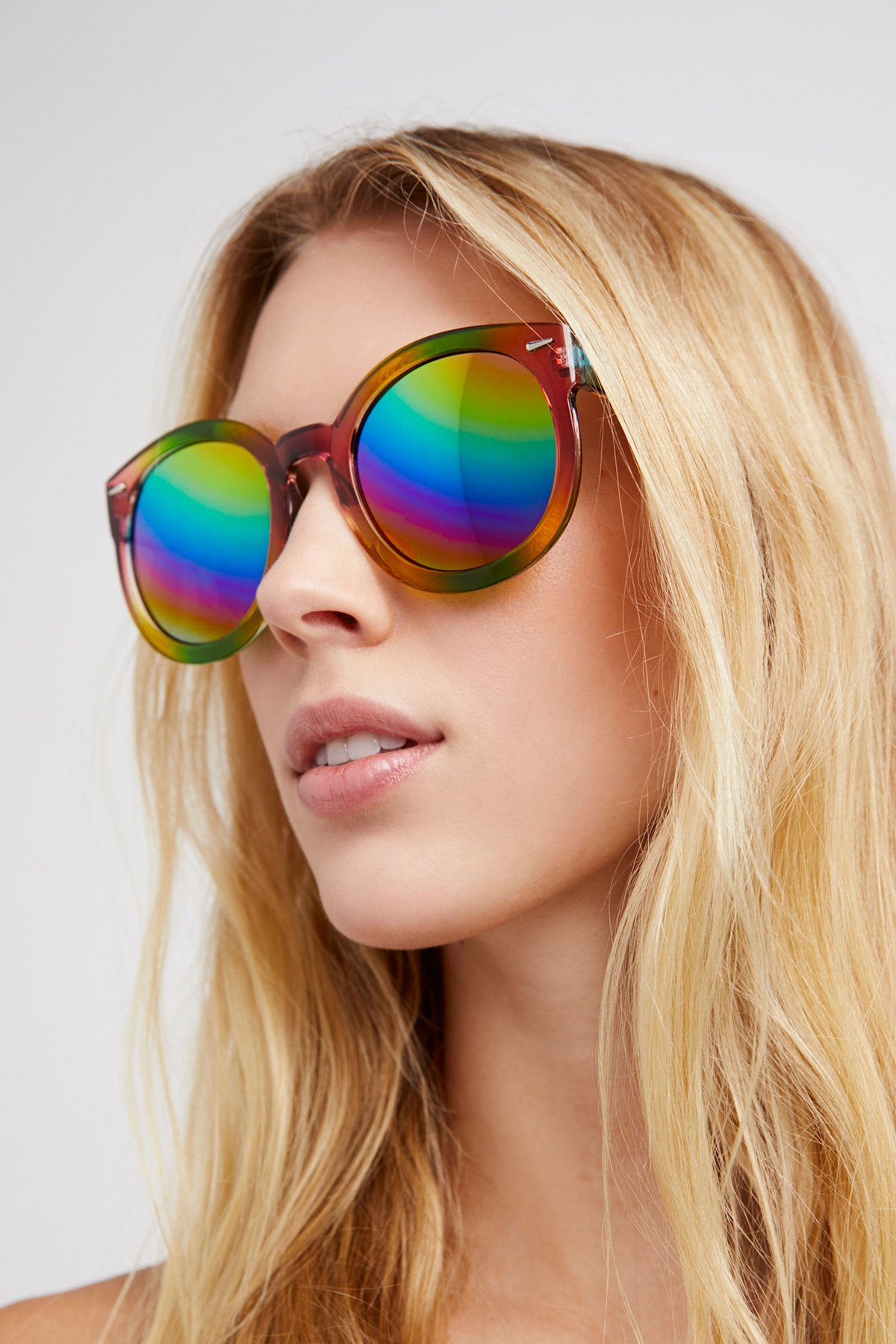 Double Rainbow Sunglasses