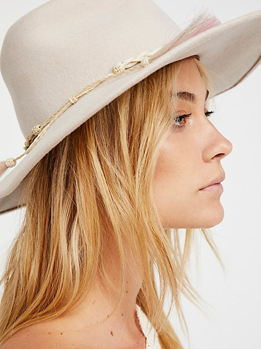 Product Image: Janis Ombre Tassel Felt Hat