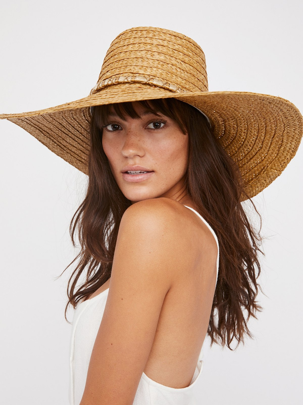 Palapa Straw Hat