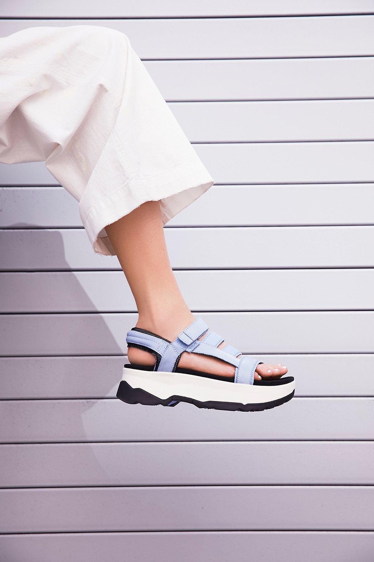 Zamora Flatform Teva厚底鞋