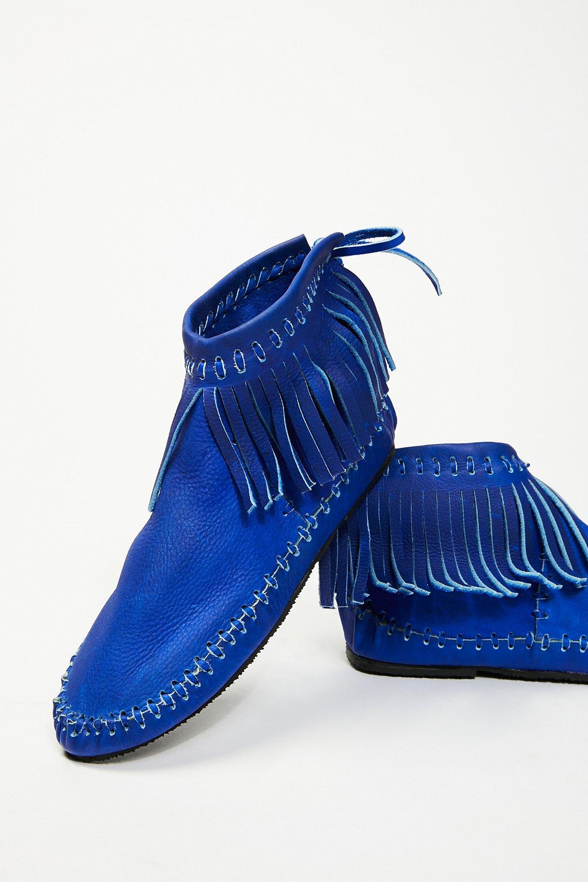Carolina K莫卡辛鞋