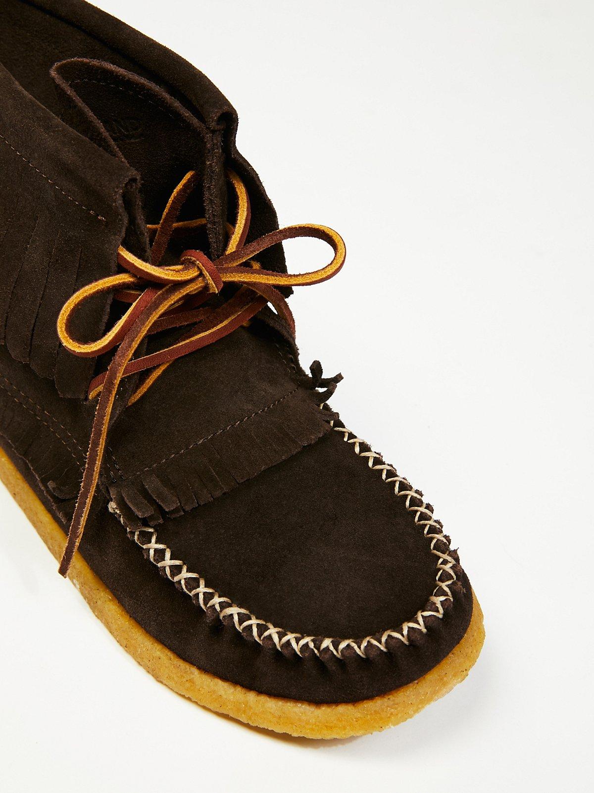 Eastland莫卡辛靴