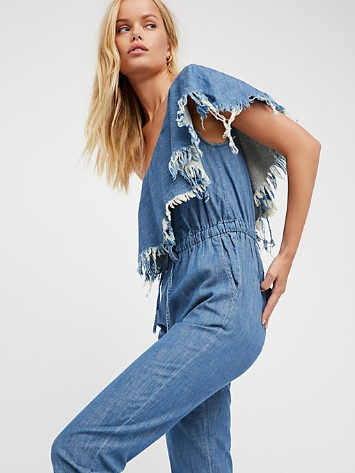 Product Image: Making Waves Jumpsuit