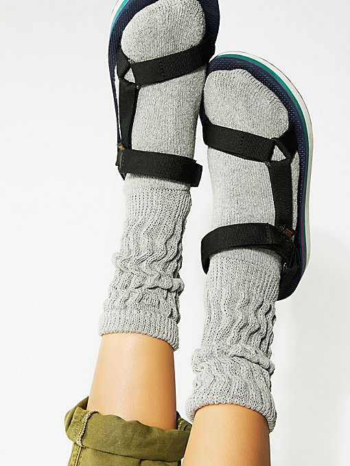 Product Image: Track Star Scrunchy Sock