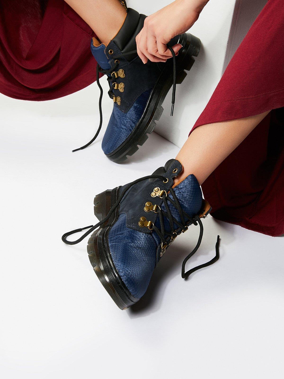 Rakim系带靴