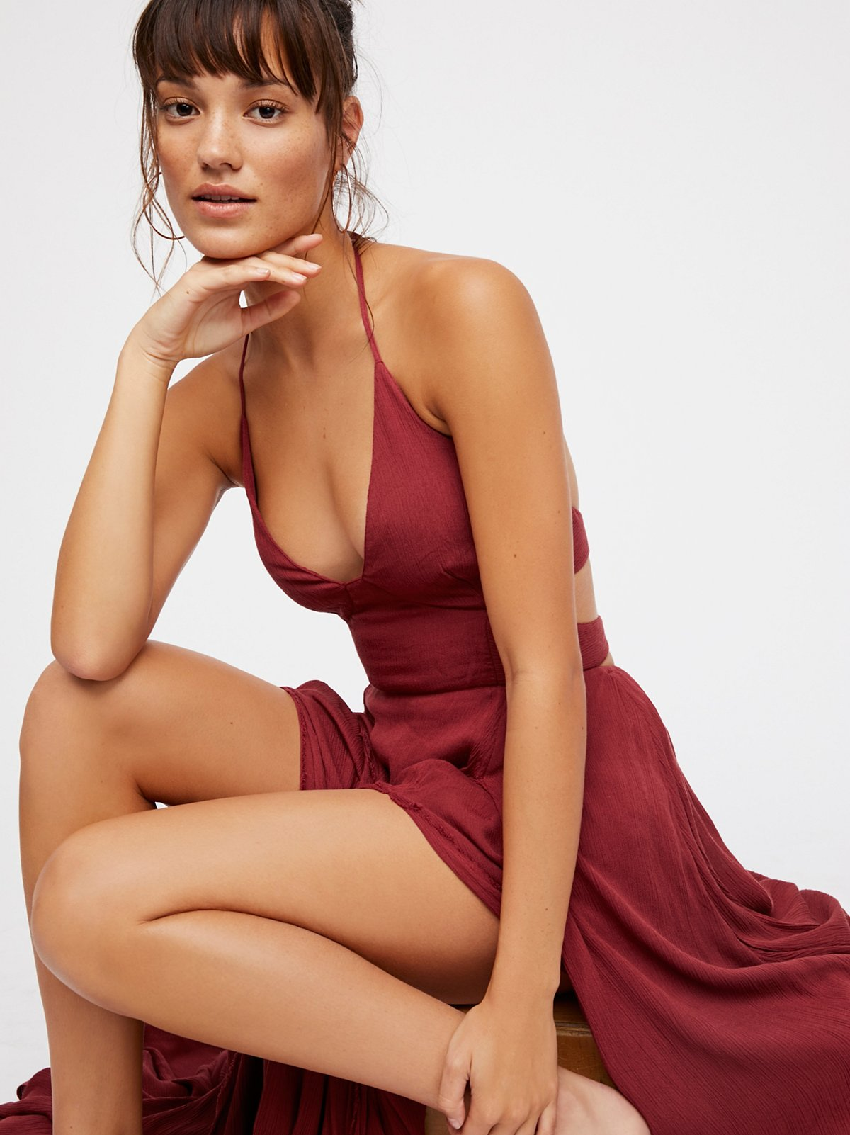 Endless Summer Lille Maxi Dress At Free People Clothing