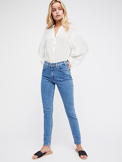 Product Image: Levi's 721 High Rise Skinny Jeans