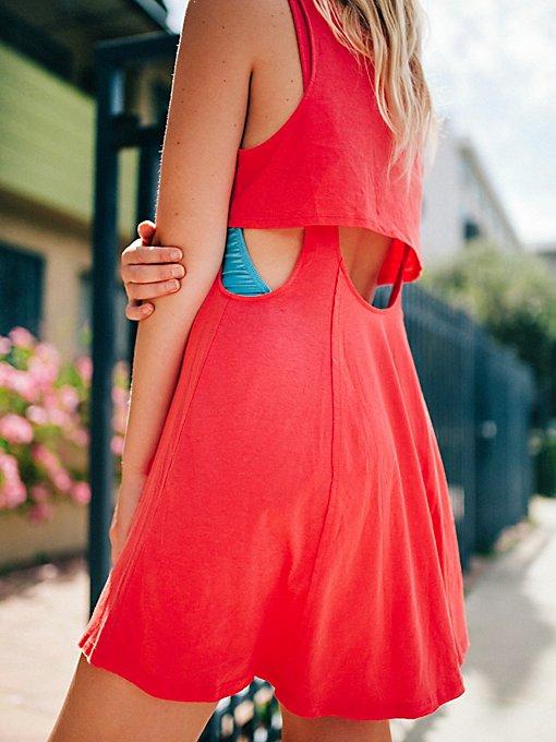 Product Image: Tiny Twirl Mini Dress