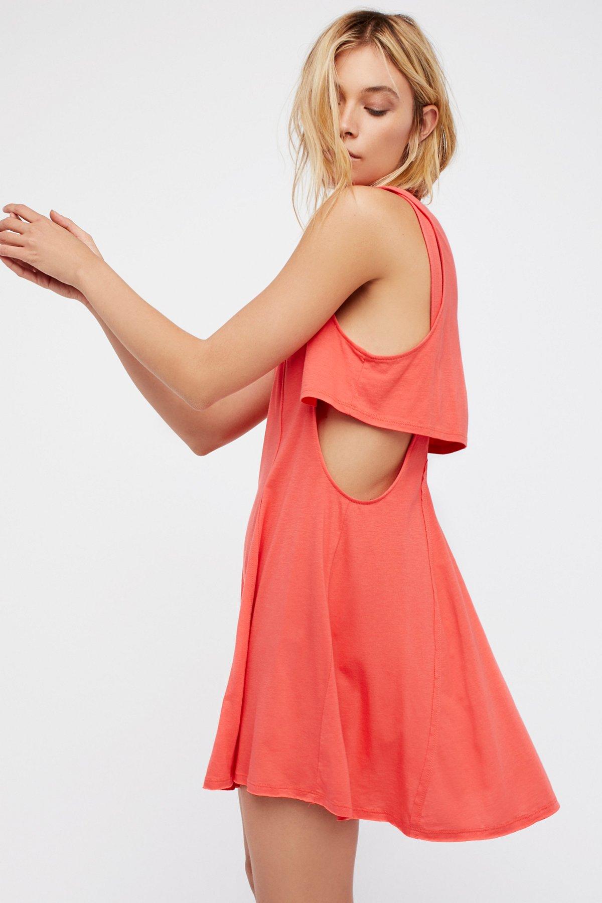 Tiny Twirl迷你连衣裙