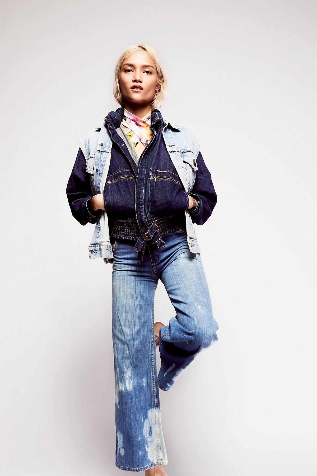 Vintage 1970s Denim Jacket