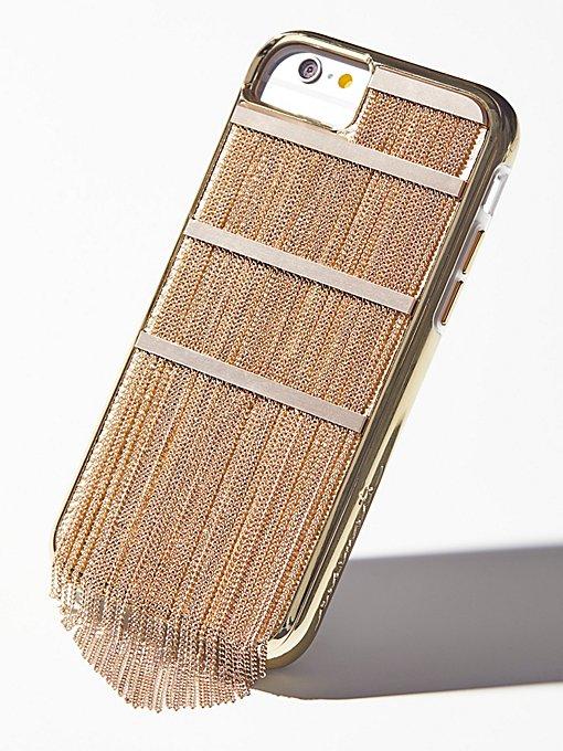 Product Image: 链饰流苏iPhone手机壳