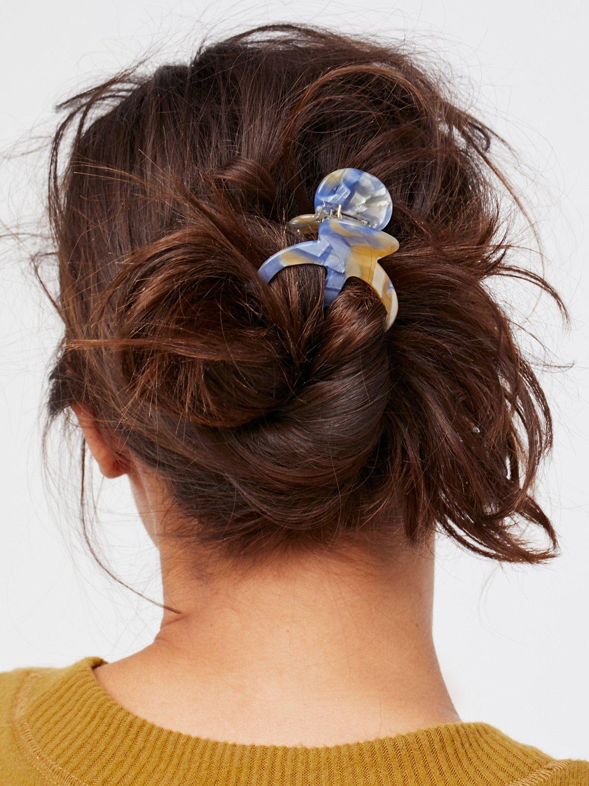 Octopus Hair Claw