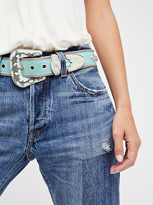 Product Image: Studded Cowboy Belt