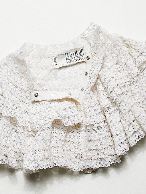 Product Image: Vintage 1980s Lace Bolero