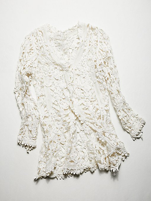 Product Image: Vintage 1910s Lace Jacket