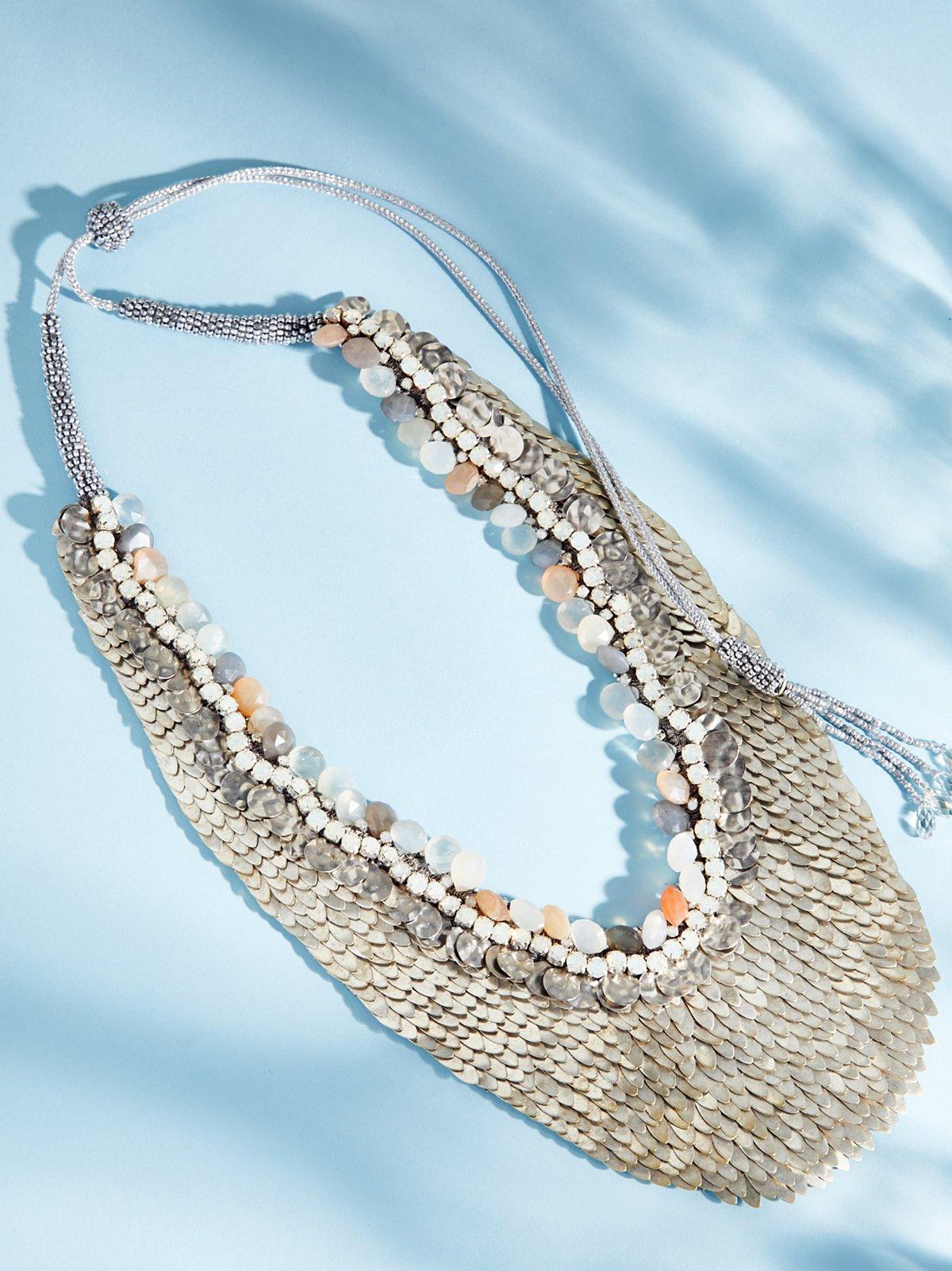 Isha Crystal Empress Collar