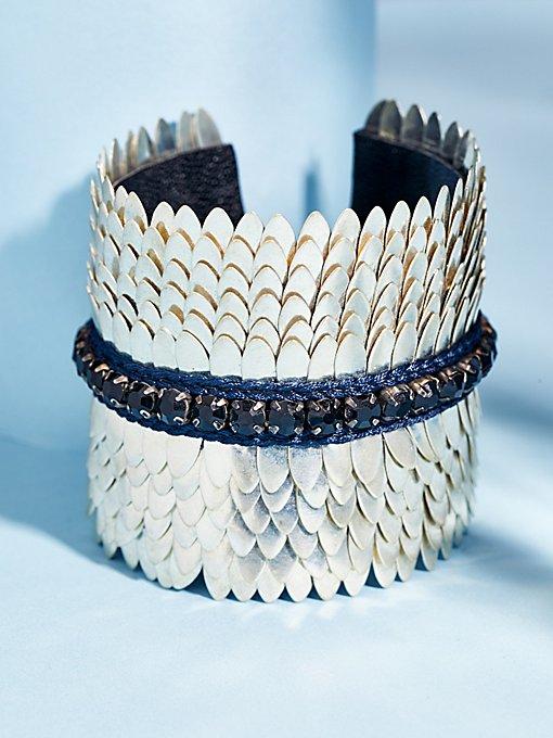 Product Image: Gigi Brass Empress Cuff