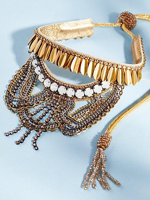 Product Image: Ashlyn Opal Fringe Armband