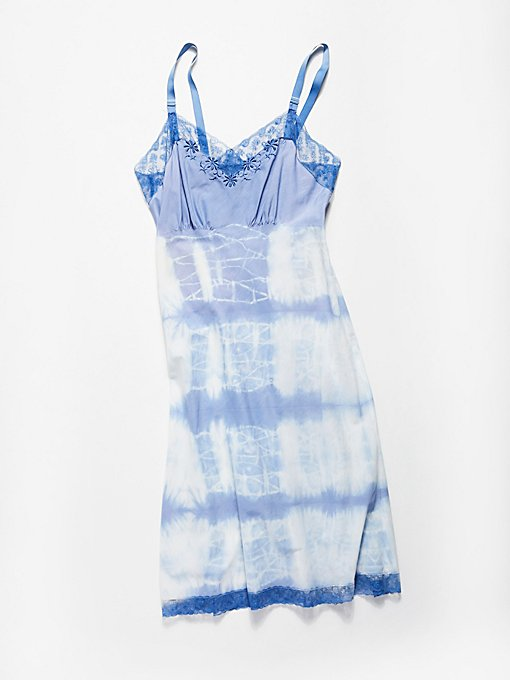 Product Image: Vintage 1960s Over Dyed Slip