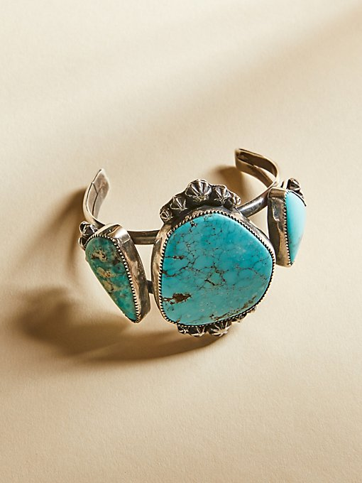 Product Image: Turquoise Statement Cuff